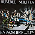 Rumble Militia ‎– En Nombre Del Ley   Vinyl Tape / Vinyl / CD / Recording etc