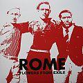 Rome - Flowers From Exile   Vinyl Tape / Vinyl / CD / Recording etc