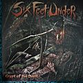 Six Feet Under - Tape / Vinyl / CD / Recording etc - Six Feet Under – Crypt Of The Devil    Vinyl