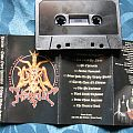 Heretic – Gods Over Humans, Slaves Under Satan   Tape Tape / Vinyl / CD / Recording etc