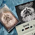 Gorguts-Colored Sands Tape incl. woven Patch