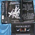 For All Hate In Man #11  Tape Tape / Vinyl / CD / Recording etc