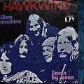 Hawkwind – Silver Machine / Seven By Seven   Vinyl