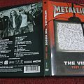 Metallica – The Videos 1989 - 2004 DVD