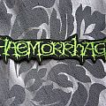 Haemorrhage - Patch - Haemorrhage- Patch