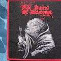 The Ruins Of Beverast woven patch
