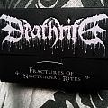 Deathrite – Fractures Of Nocturnal Rites    Tape
