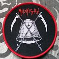 Midnight   Funeral Bell (Woven PATCH)
