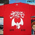 Demon Pact - TShirt or Longsleeve - Demon Pact - Eaten Alive shirt