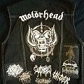 Motörhead - Battle Jacket - Kutte MK 4 Update 01/17