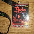 Hobbs' Angel Of Death Gig Pass Other Collectable