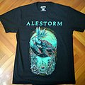 Alestorm european tour 2018 t-shirt