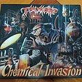 Tankard - Chemical Invasion digipak Tape / Vinyl / CD / Recording etc