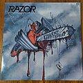 Razor - Tape / Vinyl / CD / Recording etc - Razor - Violent Restitution vinyl