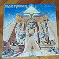 Iron Maiden - Powerslave vinyl Tape / Vinyl / CD / Recording etc