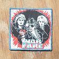 "WarFare ""Metal Anarchy"" Woven Patch"