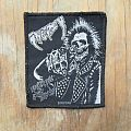 """Inepsy - Patch - Inepsy """"Rock'N' Roll Is The Only Way"""" Woven Patch"""