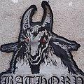 Bathory Back patch & pin original