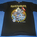 Iron Maiden Eddie Conquista Lima (I) TShirt or Longsleeve