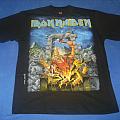 Iron Maiden Peru 26 de Marzo Lima TShirt or Longsleeve