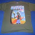 Iron Maiden Maiden Vice & Eddie (green) TShirt or Longsleeve