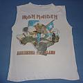 Iron Maiden - TShirt or Longsleeve - Iron Maiden Brain Damage in Tejas