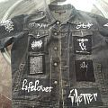 Finished Battle Jacket