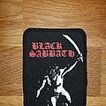 Black Sabbath - Patch - Black Sabbath Patch
