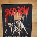 Skid Row Backpatch