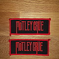 Mötley Crüe Patches