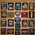 W.A.S.P. Patch Collection
