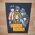 Hanoi Rocks Backpatch