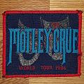 Mötley Crüe Patch