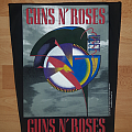 Guns N' Roses Backpatch - Coma