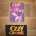 Ozzy Osbourne Patches
