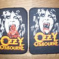 Ozzy Patches