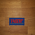Ratt ,Tour Patch