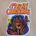 Ozzy Osbourne Sticker