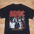 Ac / Dc - TShirt or Longsleeve - AC / DC - Tour Shirt