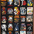 Ozzy - Black Sabbath-Collection  Patch