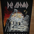 Def Leppard Backpatch