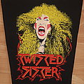 Twisted Sister - Patch - Twisted Sister Backpatch