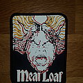 Meat Loaf Patch