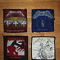 Metallica - Patch - Metallica Patches
