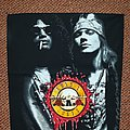 Guns N'Roses Backpatch