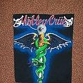 Mötley Crüe Backpatch