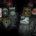 Asian Black/Death/Thrash/Heavy Metal Worshipper Leather Vest