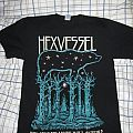 Hexvessel Ritual Illuminations Tour Shirt