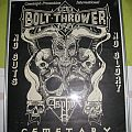 Bolt Thrower Tour Poster Other Collectable