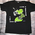Type O Negative Black No 1  shirt